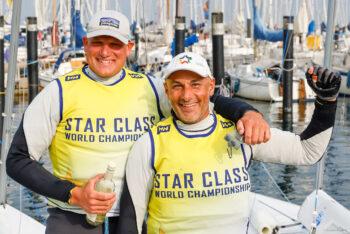 Frithjof Kleen zum zweiten Mal Star Boot Weltmeister