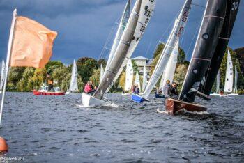 Gelungener Saisonabschluss der Kielboote
