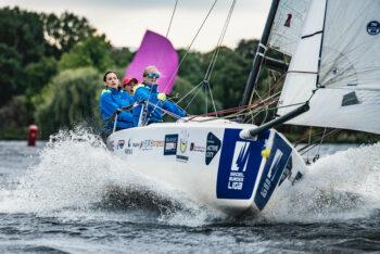 And they did it again: Helga Cup 2021 - Das HSC Womens Team gewinnt zum zweiten Mal in Folge die weltweit größte Frauenregatta