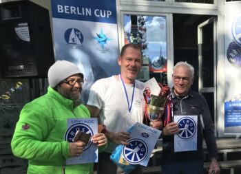 Heiko Kröger gewinnt 23. Berlin Cup im 2Punkt4