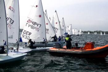 107 Laser trainieren in Kiel