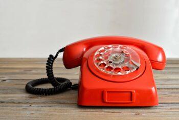 Telefonisch nicht erreichbar