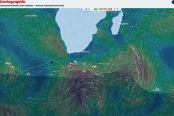 """Vendée Globe: """"Nahezu zusammengefaltet"""" - Erfolgreiche Rettungsaktion nach Untergang der in zwei Teile gebrochenen PRB"""