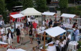 Sommerfest- Transformation: Spanisches Paella Dinner