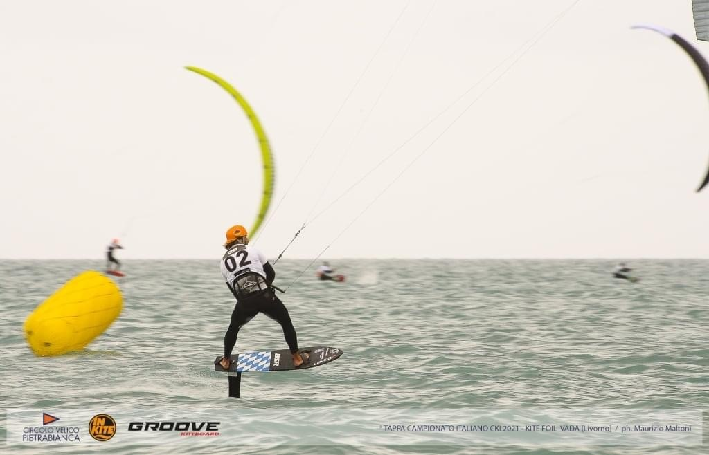 NRV Olympic Team Kiter Flo Gruber